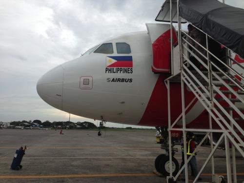 【LCC】エアアジアで台湾(桃園国際空港)からフィリピン(クラーク国際空港)まで3,554円で行って来ました。