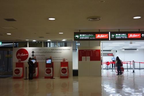エアーアジア 成田空港