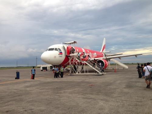 【LCC】エアアジア搭乗記 クラーク国際空港から香港国際空港まで行ってきました。