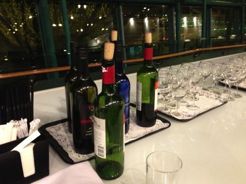 シンガポール空港 ワイン