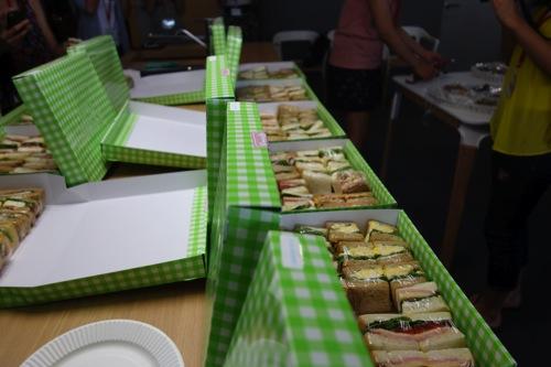 google サンドイッチ