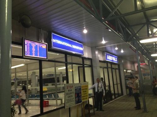 ニノイ・アキノ国際空港  ターミナル4