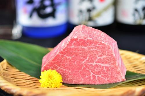 沖縄牛ヒレステーキ