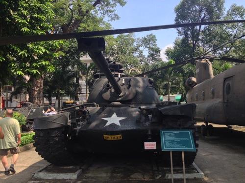 ベトナム戦争 戦車