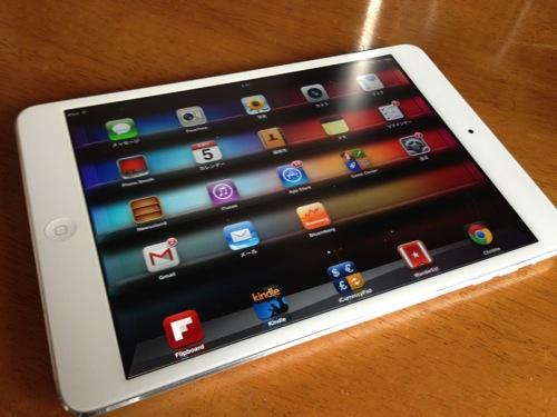 初代iPad miniと新iPad mini Retinaの値段やスペックの違いを比較してみました。