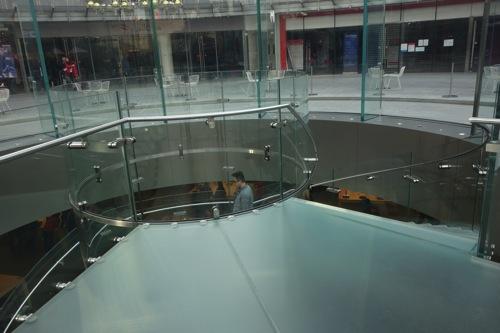 上海 Apple store 階段