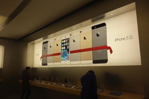 中国 iPhone 5s