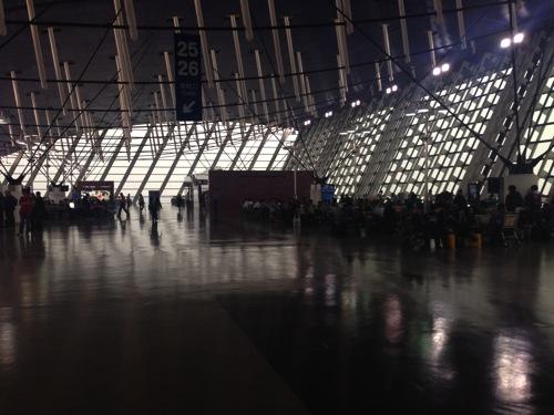 Shanghai airport pm2.5