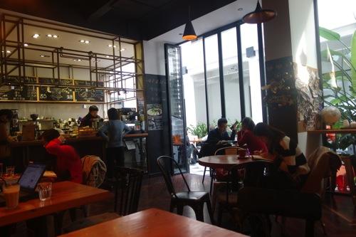 中国 上海 カフェ WiFi