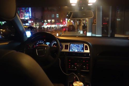 中国 タクシー