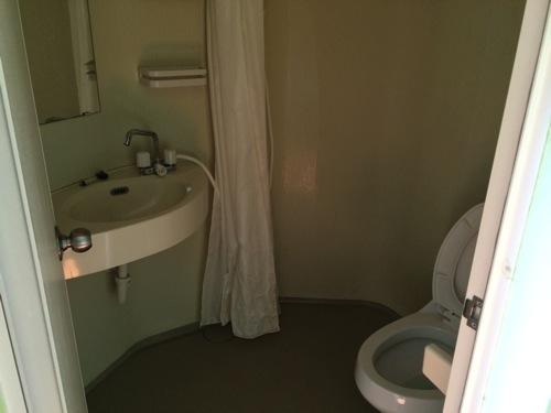 大学 トイレ