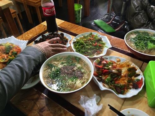 中国 食費