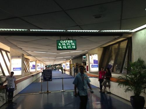 めちゃくちゃ速い!!旅慣れしている僕が飛行機を降りてから、空港を出るまでの時間を計測してみた。