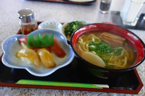 大東そば・大東寿司