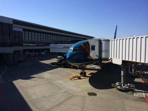 ベトナム航空・搭乗記 成田空港からホーチミン経由でカンボジア・プノンペンまで行ってきた。