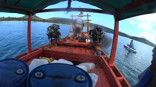 カンボジア 釣り