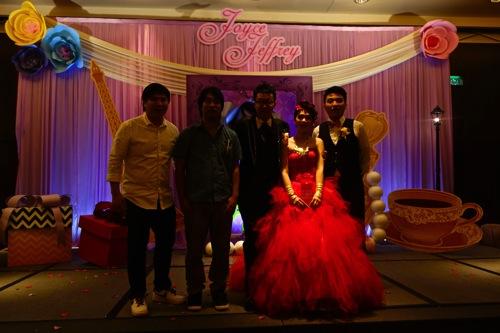 澳門でマカオ人の友達の結婚式に参加してきたよ!【画像多数あり】