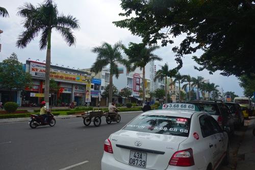 ダナン 街