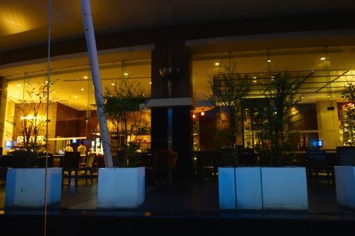 ホテル レストラン