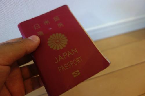 理想的なパスポートケースを遂に購入しました。