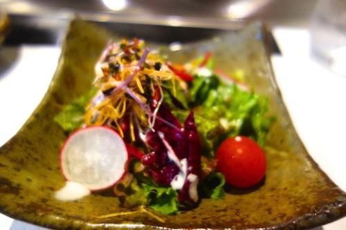 サラダ 神戸