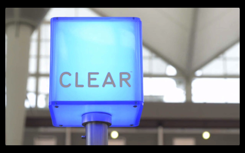 空港での保安検査を並ばずに出来る「CLEAR」が世界中に広まって欲しい。