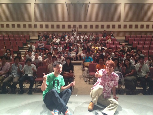 沖縄でのfacebook本出版イベント大成功でした!