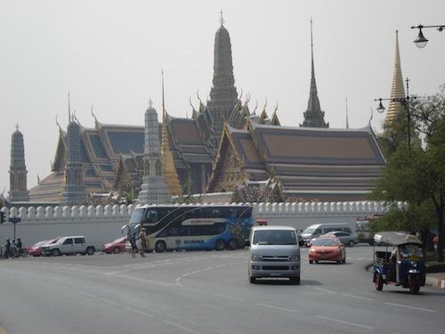 [タイ] バンコクの偽警官