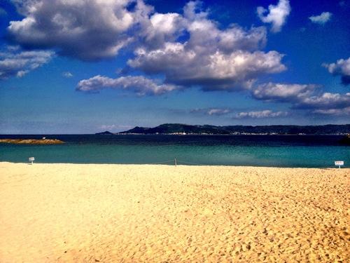 [沖縄] きらきらビーチ – 西原マリンパークがおすすめです。