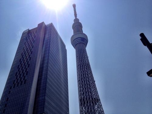 東京スカイツリーに行ってきました