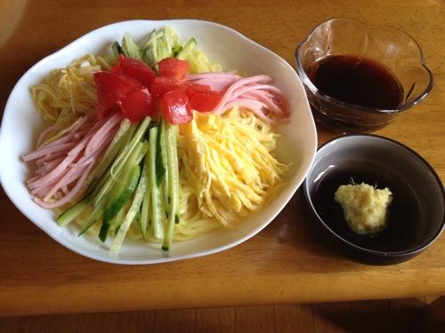 夏だ! 自宅で簡単にタレから冷やし中華を作る方法