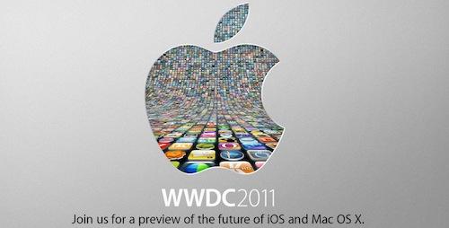 2011年Appleの開発者イベントWWDCに参加します!