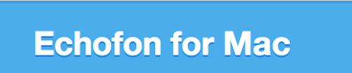 EchoFon for MacでGrowlの通知をオフにする方法