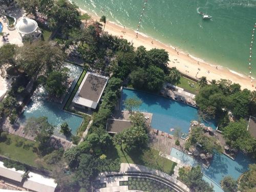 タイ・パタヤのコンドミニアムを見てきました | #ブログ観光大使