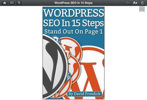 ブロガー向けのSEO本『WordPress SEO In 15 Steps』で参考になった4点