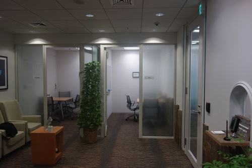 twitter meeting room japan