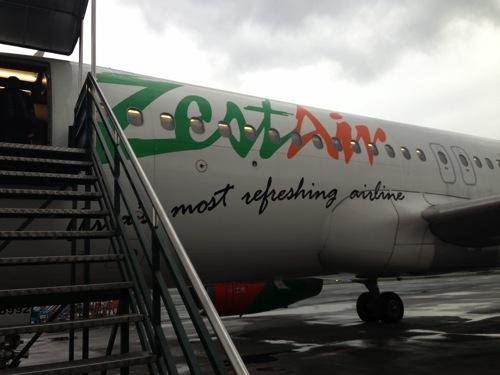 【Zest Airways】フィリピン・マニラからマレーシア・クアラルンプールまで往復14,886円で行ってきました。