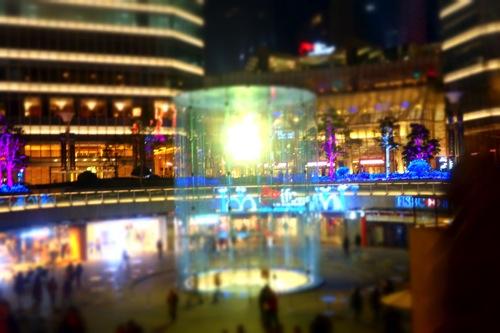 上海のアップルストア浦東店が最高にクールだった!!!夜景もおすすめ。