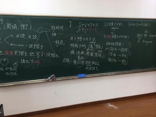 上海留学 東華大学の授業の様子を紹介しますよー!