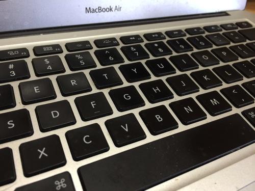 30秒でMacの保証期間を調べる方法