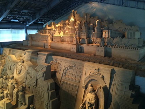 鳥取砂丘と砂の美術館に行ってきた。自然と人の芸術に感動した!