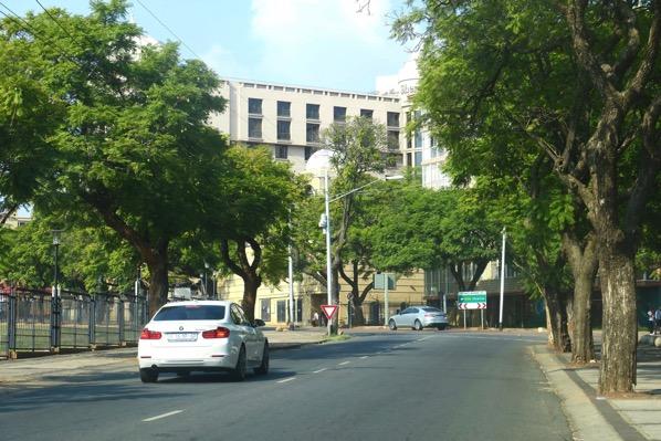 南アフリカ・ヨハネスブルクの治安について 世界一治安が悪い国というのは本当?