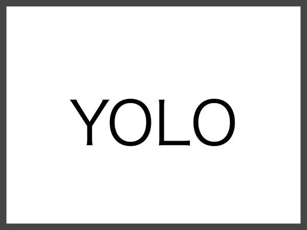 [英語]YOLOはなんの意味?何の略?